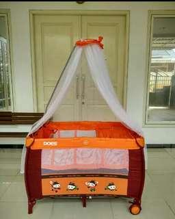 Baby box, gratis kasur