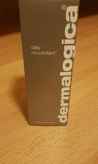 Brand new sealed Dermalogica daily microfloriant