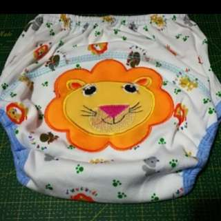 Toddler Potty Training Pant (lion)