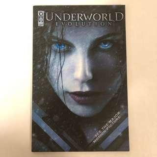 2005 Underworld Evolution Comic Book