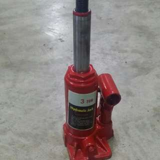 Bottle jack 3 ton
