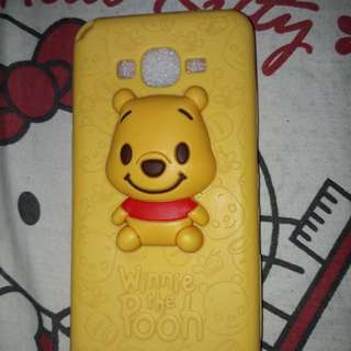 Softcase Pooh Samsung Grand Prime