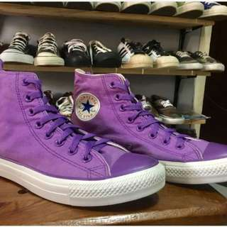 Converse High Second