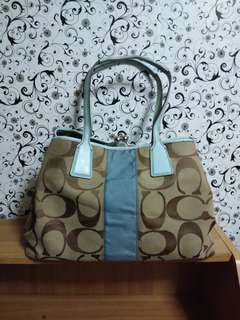 Authentic Coach Lady Bag