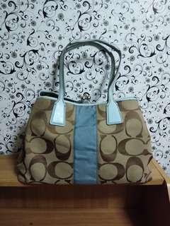 Authentic Coach Lady Bag