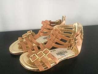 Brand new Gladiator Sandals