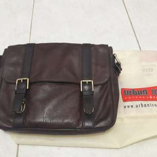 Fossil Bag Messenger
