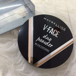 Maybelline V-Face Contour Powder ( Masih Segel )