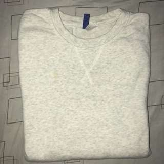 Dirty White HNM sweater