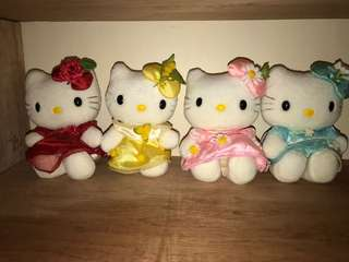 Hello Kitty Flower Garden