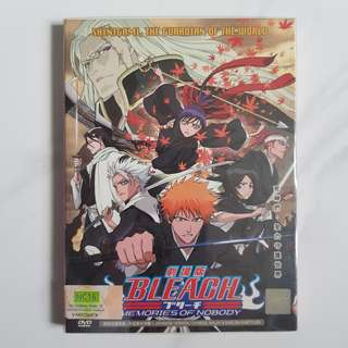Bleach Japanese Anime DVD