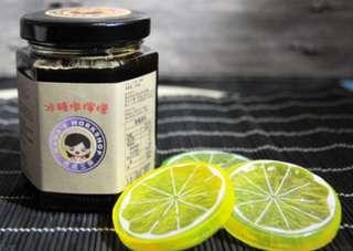 👍冰糖燉檸檬230g