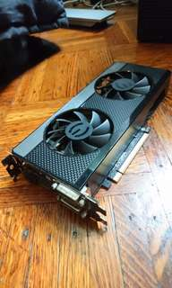 EVGA Geforce GTX 660 2GB Graphics card