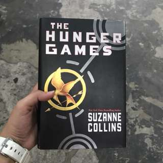 Hunger Games hardbound collection