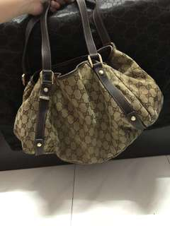 💯Authentic Gucci Bosco Handbag