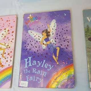 Hayley The Rain Fairy (The Weather Fairies #7)
