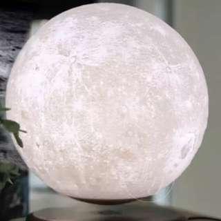 磁浮月球燈/月亮燈