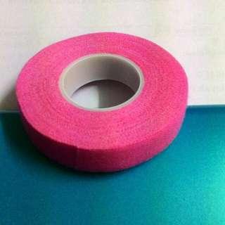 1 roll 500cm Guzheng Gu Zheng Pink Nail tape