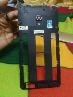 ZENFONE 6 ORIGINAL CENTER BODY BLACK