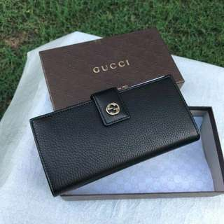 Gucci Miss GG Leather Walle