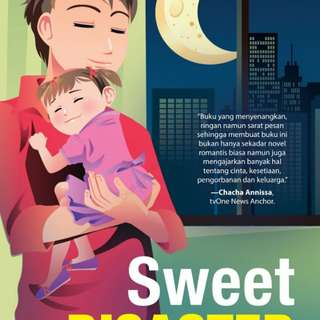 Ebook : Sweet Disaster by Mayya Adnan