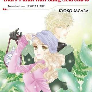 Ebook : Diary Patah Hati Sang Sekretaris by Jessica Hart