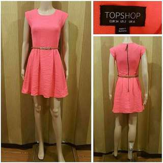 REPRICED!! 💯 Authentic Topshop Dress