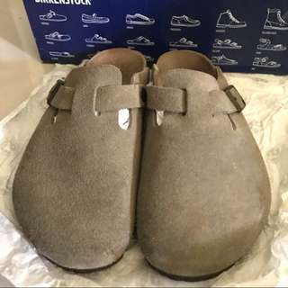 🚚 Birkenstock 半包拖鞋♡