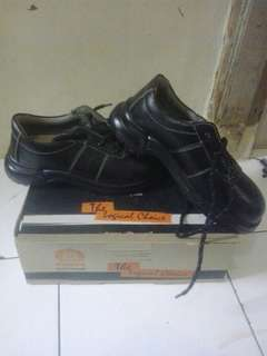 Safety shoes murah ori