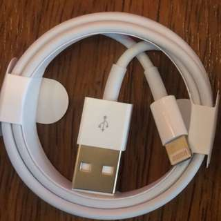 Original apple cable lightning