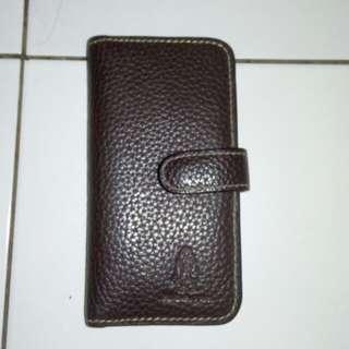 Hush puppies card holder wallet