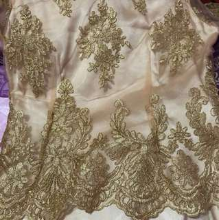 Kebaya long dress