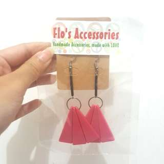 (NEW) Local Brand High Quality Statement Earrings / Anting Kekinian
