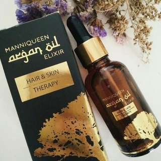 ManniQueen Argan Oil Elixir