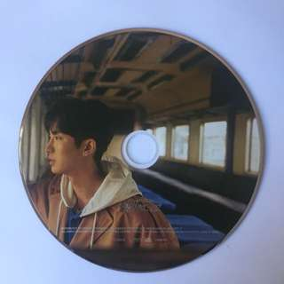 Pentagon Yuto Demo_02 CD plate
