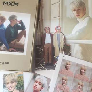 MXM Match Up Album