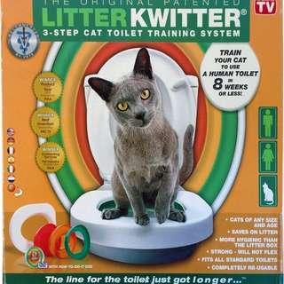 Litter Kwitter (Feline Potty Trainer)