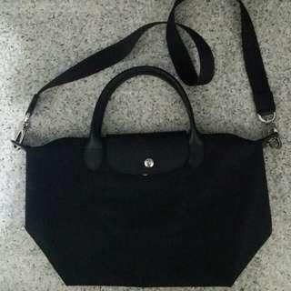 Longchamp 黑色 袋