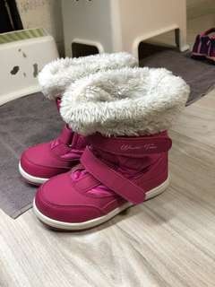 Winter Snow Boots for Toddler Girls