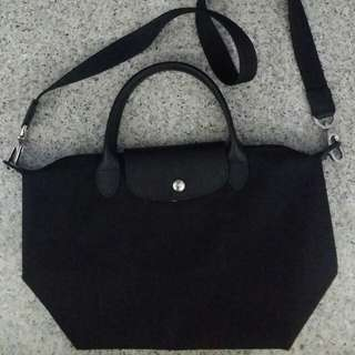 Longchamp 黑色袋