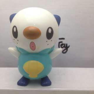 Pokemon - Oshawoot - Happy Meal Mc Donald