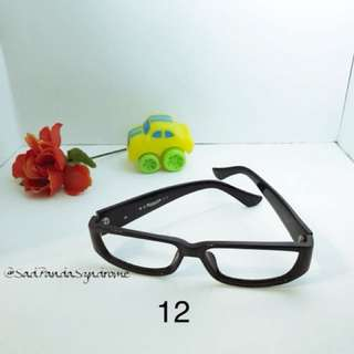 Evisu Stylish Fashion Spectacle Frame