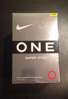 Nike One Vapor Speed Golf Balls