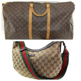 Looking for Damaged Louis Vuitton