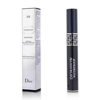 Diorshow Mascara Waterproof