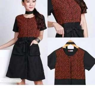 Mini dress salestock