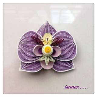 Quilling Paper - Orchid