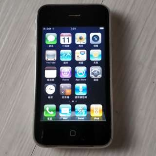 Iphone 3gs 16G 正常可用原装正品 蘋果手提電話