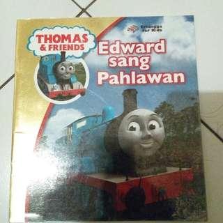 Thomas : Edward sang Pahlawan