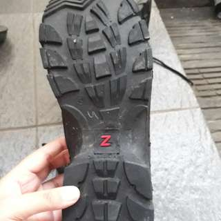 Zeintin The Real Safety Shoes